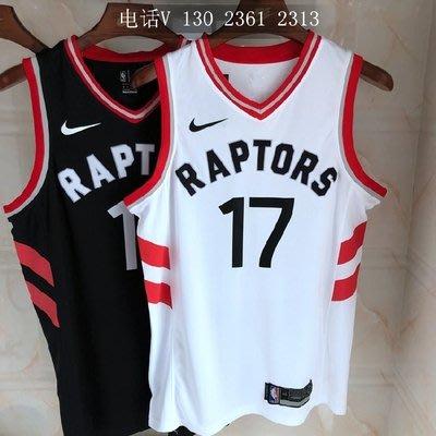 NBA球衣暴龍隊#2號球衣 #17號球衣  LEONARD 17號 林書豪  LIN   倫納德 白色款式
