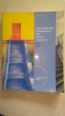 心理衛生_Psychology and Contemporary Life Human Adjustment