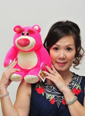 翔寶貝~熊抱哥玩偶 迪士尼~正版~玩具總動員熊抱哥娃娃