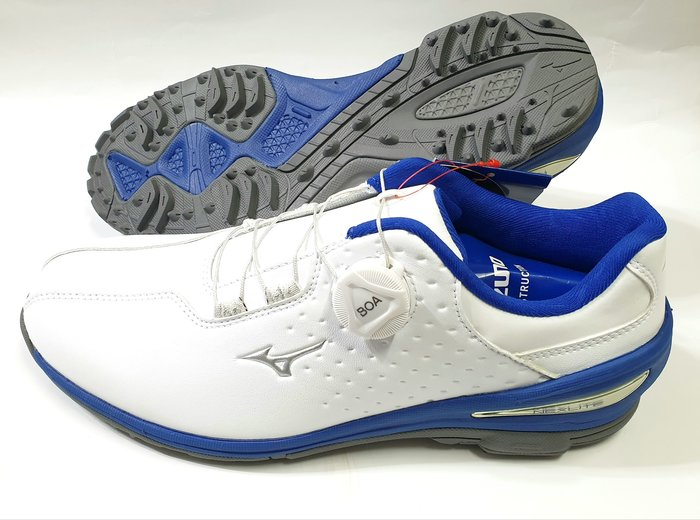 新款 Mizuno旋鈕  輕量高爾夫球鞋休閒兩用鞋 192022 全新品 Mizuno 公司貨