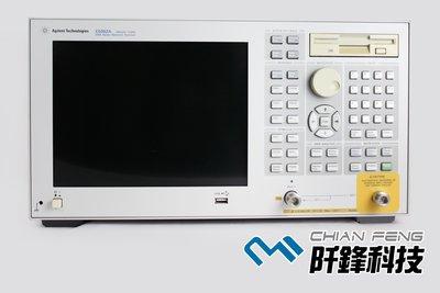 【阡鋒科技 專業二手儀器】安捷倫 Agilent E5062A 70Ω 300kHz-3GHz ENA-L 網路分析儀