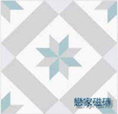 《戀家磁磚工作室》25*25 西班牙進口花磚 可做拼花 淋浴主牆 商空 浴室 廚房