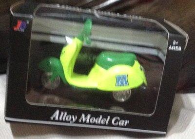 全新Alloy Model Car 迴力復古摩托車 模型車 玩具車 迴力車 復古迴力車 復古模型車