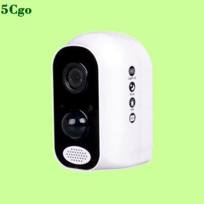 5Cgo【含稅】喬安32G自帶電池1080P攝像頭2.8mm監控高清手機遠程視訊家用室外免插電599029451138