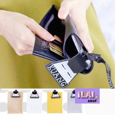 韓國原創長夾 手機包 手機袋 透明觸控多功能掛脖 錢包