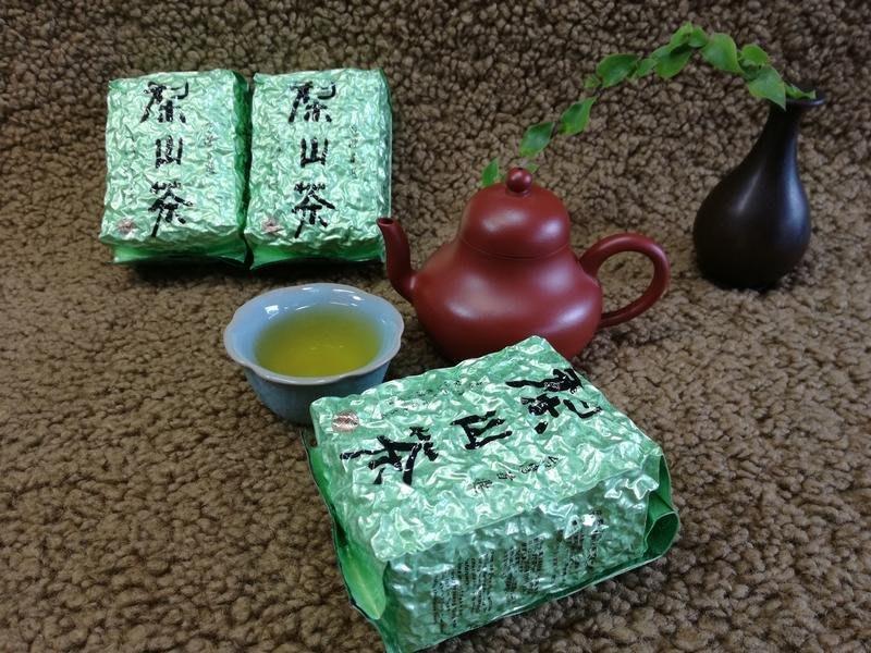 [多藝多]梨山區段 農場外 高海拔 高冷茶 四兩150g