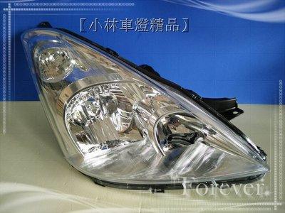 【小林車燈精品】全新部品豐田 TOYOTA WISH 04 05 06 原廠型晶鑽大燈(無HID)版 特價中