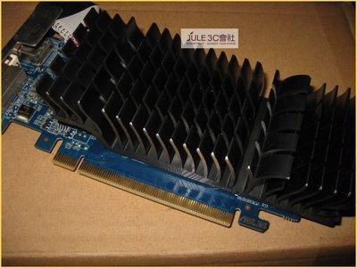 JULE 3C會社-華碩ASUS GT610-SL-2GD3-L GT610 晶片/2G/短卡/良品/PCI-E 顯示卡