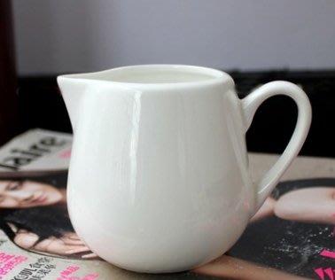 晴天咖啡☼ 白瓷奶盅240cc 小奶精杯 糖罐 奶精罐 蜂蜜杯 糖杯 小奶盅 陶瓷奶缸 鮮奶油 奶壺 蜂蜜盅 奶罐