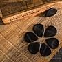 【現代樂器】全新John Pearse 手作木製匹克...