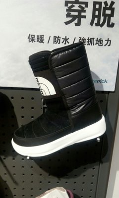 小老闆雜貨舖 the north face 雪靴