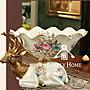 (台中 可愛小舖)歐式古典風格白色金鹿造型...
