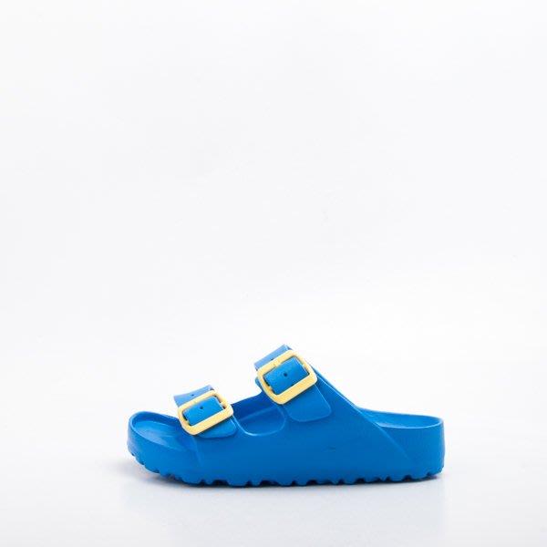 Lotto 兒童 BURANO勃肯拖鞋-藍 LT8AKS6326  現貨