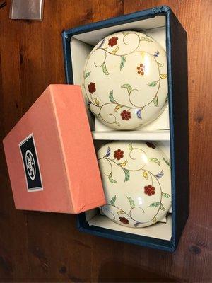日本 橘吉 原裝 両個一盒 一個價格 收藏多年 出清特價 珠寶盒