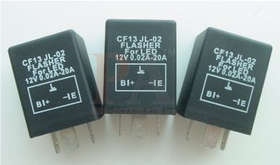 【PA LED】3PIN 防快閃 LED 方向燈 繼電器 閃光器 FORD 福特 TIERRA MAV