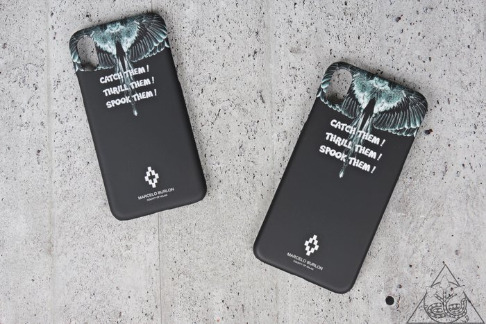 【HYDRA】Marcelo Burlon Catch Them Wings iPhone Case 翅膀【MB29】