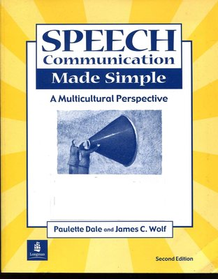 Speech Communication Made Simple:A Multicultural Perspective