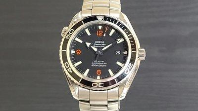 OMEGA 歐米茄 大型600米海馬系列 2500同軸機芯 46mm 2014年全套 FB搜尋 個人藏錶