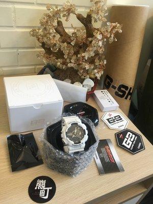熊町 G-SHOCK TAIPEI 二周年 紀念錶款 GA-110GT2-7A CASIO TAIWAN 煙霧 限量商品