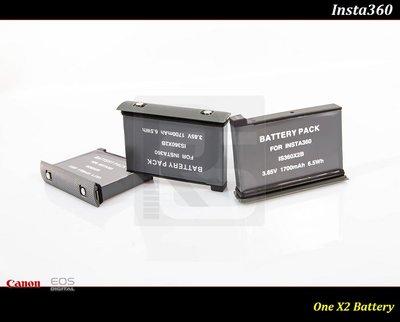 【特價促銷】全新 Insta360 One X2 運動相機高容量鋰電池.充電器