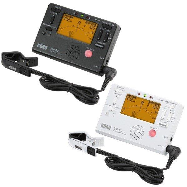 《小山烏克麗麗》 KORG TM-60C 全功能調音節拍器 調音器 烏克麗麗 提琴 TM60 TM50 CM300