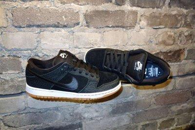 "Nike Dunk Low Premium SB QS""Entourage""板鞋504750-040"