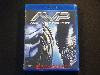 [藍光BD] - 異形戰場 Alien Vs. Predator BD-50G 加長版