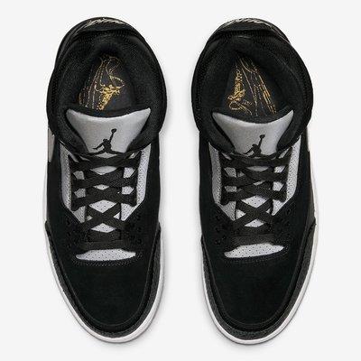 """全新正品Air Jordan 3 Tinker """"Black Cement"""" 黑水泥 CK4348-007"""
