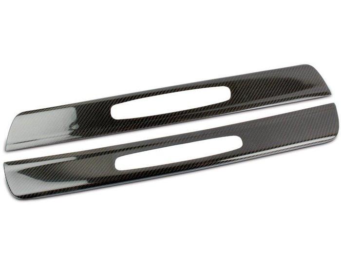 Porsche 保時捷 Carrera 4S 911 997 適用 CARBON碳纖維迎賓踏板 卡夢門檻飾板飾條