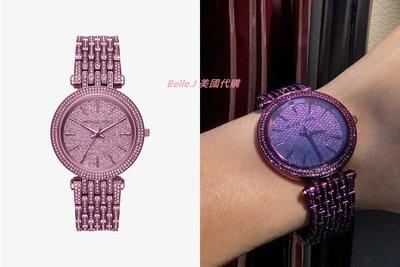 86a08df490c8 ❤Belle.J 美國代購❤ 2018最新Michael Kors Dane 黑藍矽膠錶帶計時腕錶 ...