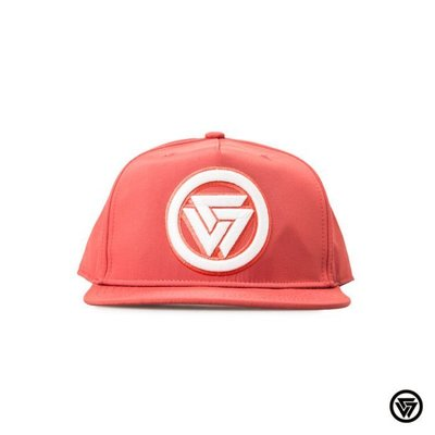 (MARVELOUS) SQUAD 2016 A/W SQUAD  Logo  Cap 新銳夜光防水帽 紅色