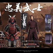 全新現貨 忠義武士 最後武士 POPTOYS EX-026-B Devoted Samurai 1/6 Figure Deluxe Version 豪華版