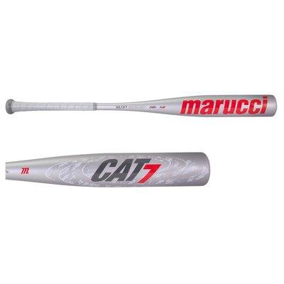 Marucci CAT 7 Silver 硬式棒球棒