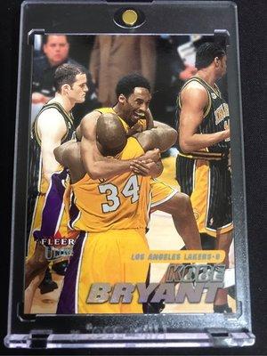 🐍2000-01 Ultra #10 Kobe Bryant
