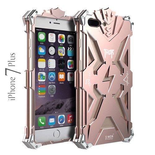 全新戰神金屬殼 iPhone7/7Plus 雷神 變形金剛 金屬邊框防摔保護套 手機殼k78