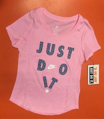 Nike just do it 兒童運動服 短袖上衣 短T 運動T 童服 XS~XL