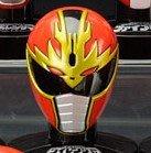 外E : SUPER SQUADRON 超級戰隊 頭像系列II 紅的傳說 五星戰隊 龍連者  天富玩具店