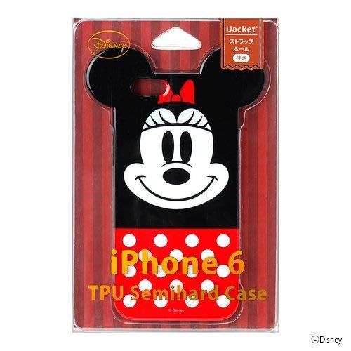 光華商場*包你個頭日本 正版  iphone6 4.7  米妮滿版  保護殼 背蓋884