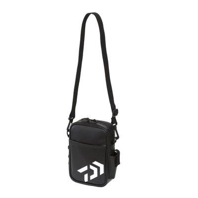 【NINA釣具】DAIWA 小型側背包 M(B) 可腰掛 腰包 紅色