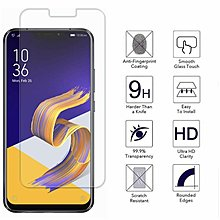 Asus Zenfone 5z ZS620KL 透明鋼化防爆玻璃 保護貼 9H Hardness HD Clear Tempered Glass