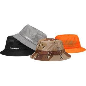【美國鞋校】預購 SUPREME SS20 Mesh Crusher 漁夫帽