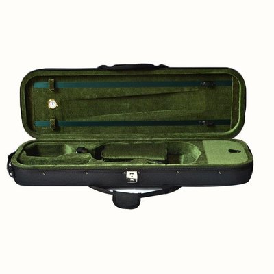 哆啦本鋪 高檔小提琴琴盒防水防潮復復合帆布帶濕度錶後背背帶大小齊全 D655