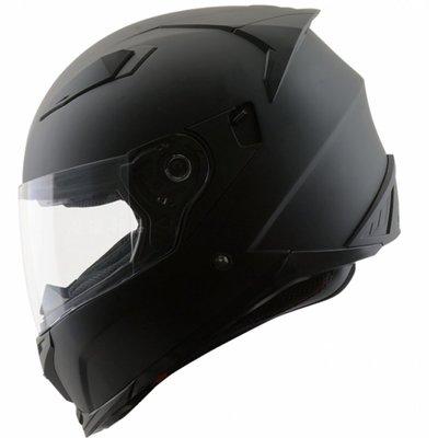 瀧澤部品 THH T840S 消光黑 素色 全罩安全帽 內藏鏡片 內襯全可拆 通勤 機車重機 雙D扣 透氣舒適