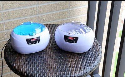 8系列超音波清洗機 (灰蓋白身 & 藍蓋白身)