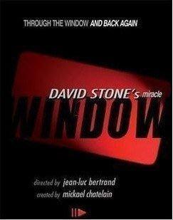 【意凡魔術小舖】 隔窗變牌 玻璃換牌 現貨供應 魔術批發 超薄設計 WINDOW by David Stone