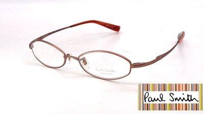 【本閣】Paul Smith PS9110 日本手工眼鏡超輕純鈦小框 男女復古光學眼鏡 999.9 tony same