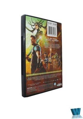 【優品音像】 Thor Ragnarok 雷神3:諸神黃昏 1DVD 高清原版碟片無中文未刪減 精美盒裝