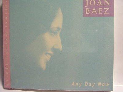 Joan Baez(瓊拜雅)- Any Day Now-全新未拆封