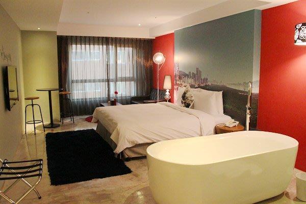 @瑞寶旅遊@淡水承億文旅淡水吹風【紅樹經典】『有浴缸』近紅樹林、逛淡水老街、八里