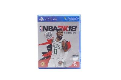 【橙市青蘋果】PS4:美國職業籃球 NBA 2K18 中英文合版 #37090